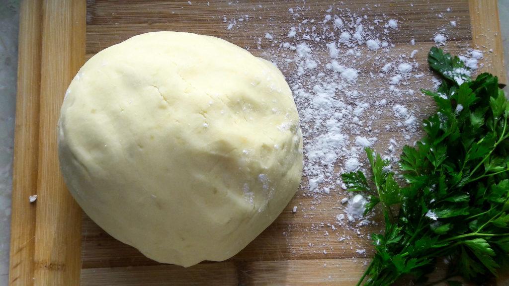 Ciasto na kluski śląskie
