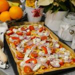 Domowa pizza – przepis na ciasto (video)