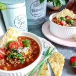 Zupa meksykańska (chili con carne)